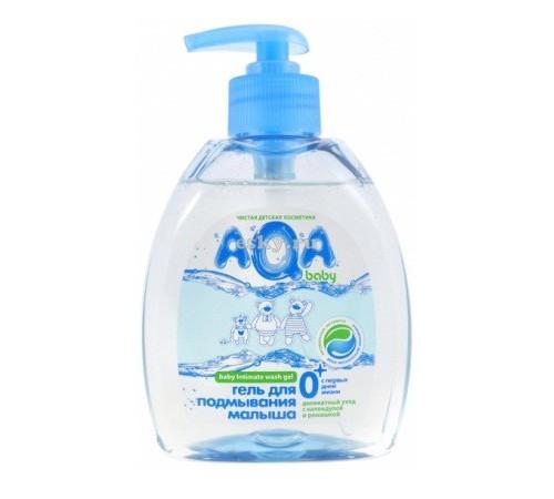 80.06 aqa baby gel pentru igiena intima a copilului (300 ml.)