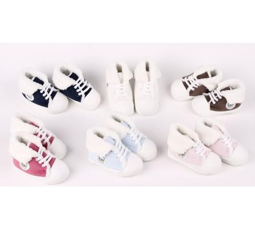 Одежда для малышей в Молдове mini damla 11378 Пинетки-кеды в асс.