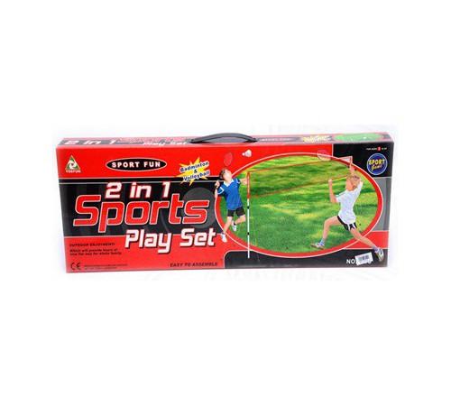 Jucării pentru Copii - Magazin Online de Jucării ieftine in Chisinau Baby-Boom in Moldova op С01.115 set joc 2 in 1 (volei și badminton)
