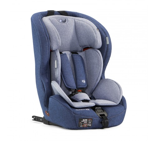 kinderkraft  scaun auto safety-fix  gr.1/2/3 (9-36 kg.) navy