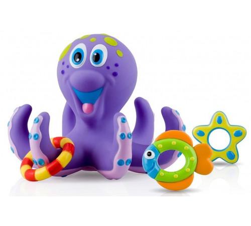 "Jucării pentru Copii - Magazin Online de Jucării ieftine in Chisinau Baby-Boom in Moldova nuby id6144 set pentru baie ""octopus"""
