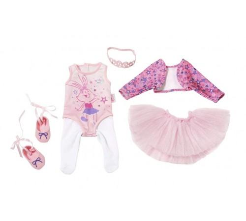 """Детскиймагазин в Кишиневе в Молдове zapf creation 825013 Набор одежды """"Балерина"""""""