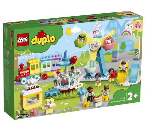 """lego duplo 10956 Конструктор """"Парк развлечений"""" (95 дет.)"""
