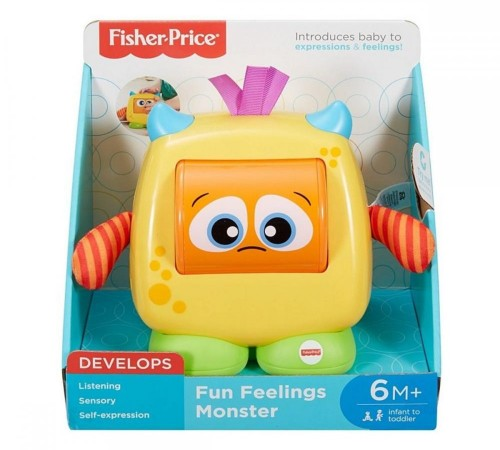 "fisher price drg13 Монстрик ""Эмоции"""