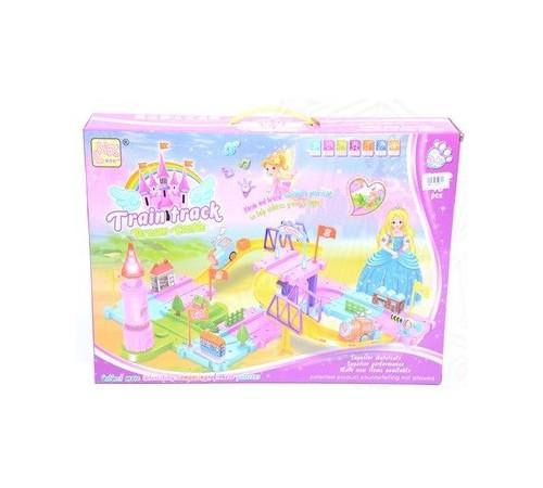 """Jucării pentru Copii - Magazin Online de Jucării ieftine in Chisinau Baby-Boom in Moldova op М06.38 cale ferata """"dream castle"""""""