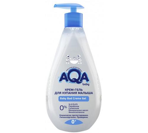 80.39 aqa baby crema-gel pentru scăldat copii (250 ml.)