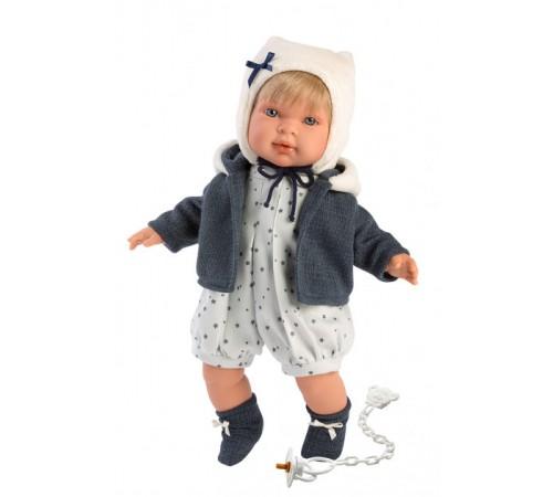 Jucării pentru Copii - Magazin Online de Jucării ieftine in Chisinau Baby-Boom in Moldova llorens păpușa interactiva miguel  42145 (42 cm.)