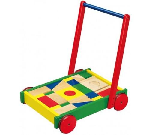 Jucării pentru Copii - Magazin Online de Jucării ieftine in Chisinau Baby-Boom in Moldova 3toysm jk1 50306b jucarie de impins cu cuburi (36 el.