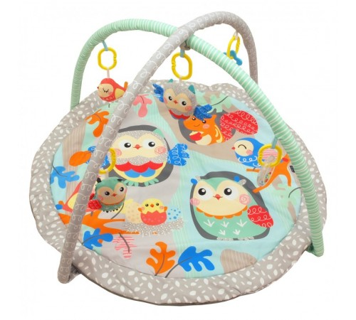 """Детскиймагазин в Кишиневе в Молдове baby mix tk/3435pp Игровой развивающий коврик  """"Совы"""""""