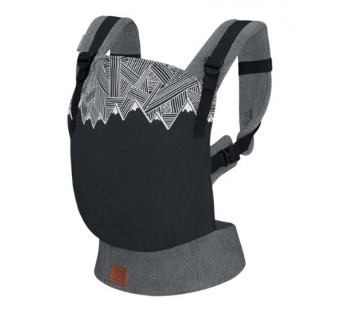 kinderkraft Эрго-рюкзак milo черный
