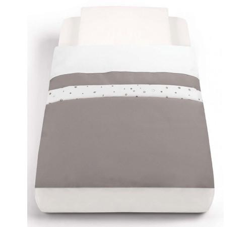 cam Постельное бельё для колыбели cullami 162 мишка/бежевый
