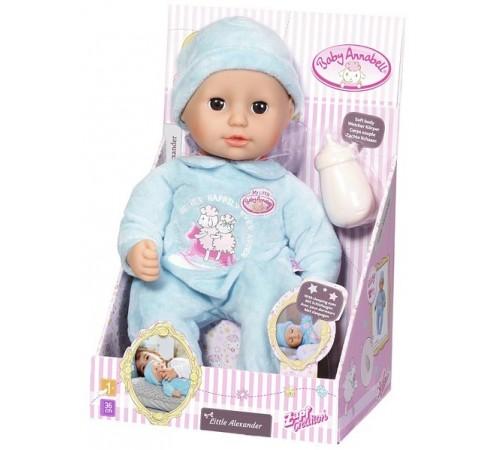 """Детскиймагазин в Кишиневе в Молдове zapf creation 702567 Кукла little baby alexander """"Чудесный Малыш"""" (36 см.)"""