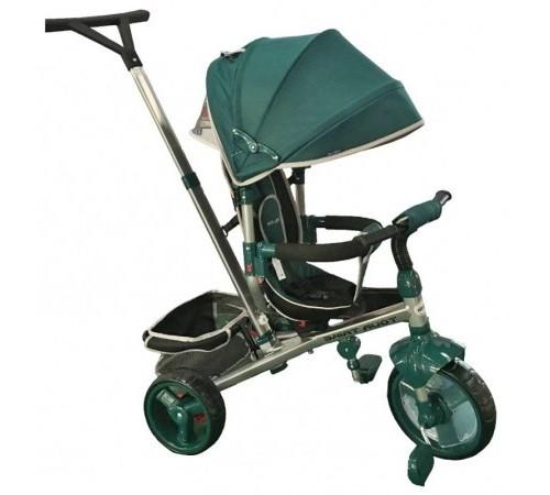 baby mix ur-xg-8341 green Трицикл зелёный