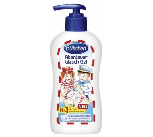 bubchen 91023 Гель-мыло «Искатели приключений» (200 мл.)