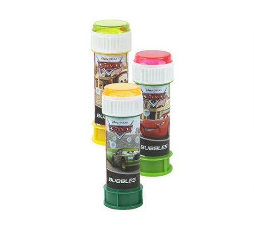 color baby 23995 cars - tub baloane de sapun, 60 ml