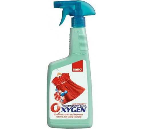 sano oxygen Спрей  пятновыводитель  (750мл) 430602