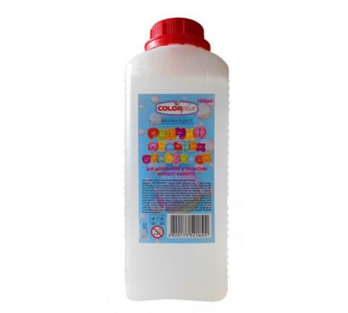 Детскиймагазин в Кишиневе в Молдове colorplast 1692 Доливка для мыльных пузырей (1000 мл.)