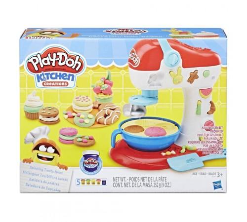 """play-doh e0102 Игровой набор """"Миксер для конфет"""""""