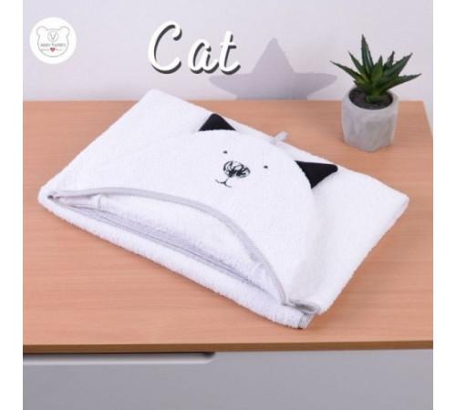 """veres 190.05 Полотенце """"cat"""" (80х120 см.)"""