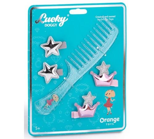 orange toys Набор аксессуаров для волос  lda5008