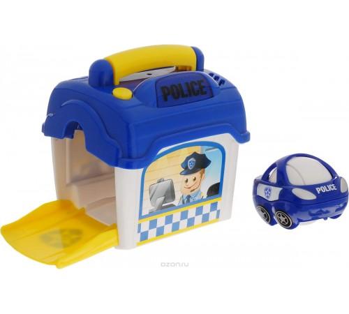 """playgo 2002 Игровой набор """"Полицейская станция"""""""