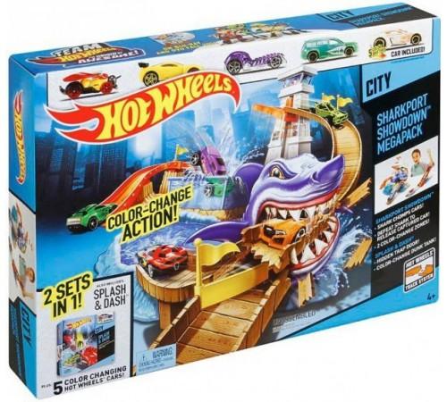 """Jucării pentru Copii - Magazin Online de Jucării ieftine in Chisinau Baby-Boom in Moldova hot wheels bgk04 treck """"vânătoarea de rechin"""" serii """"schimba culoarea"""""""