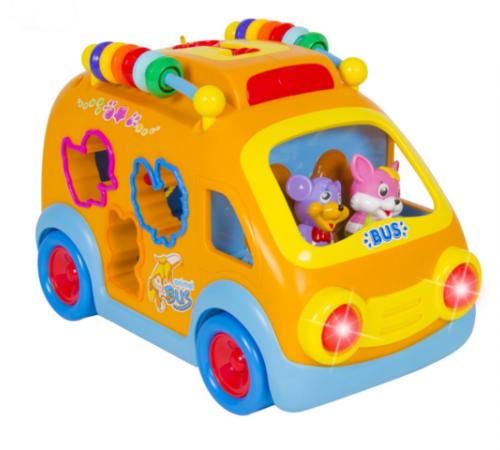 huile toys 988 Автобус-сортер