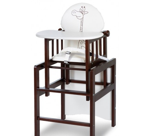 klups Деревянный стул трансформер agnieszka iii Жираф