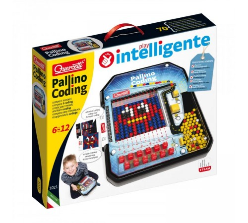 "quercetti 1021 Игра ""pallino coding"""