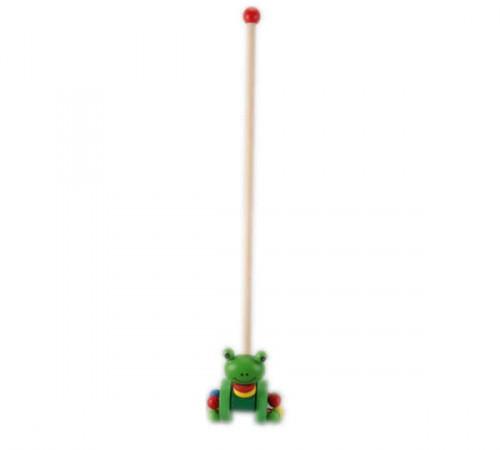 Jucării pentru Copii - Magazin Online de Jucării ieftine in Chisinau Baby-Boom in Moldova op МЛЕ3.09 jucarie de inpins (din lemn)