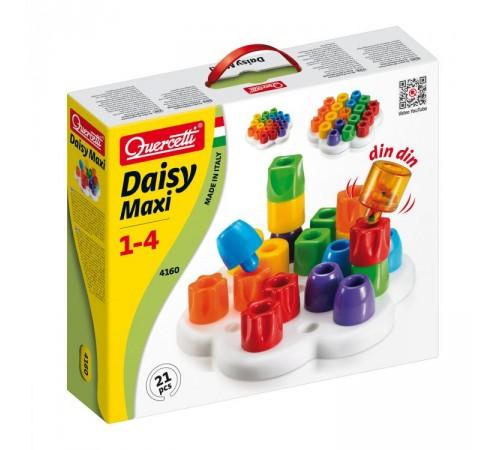 Игрушки в Молдове quercetti 4160 Конструктор geokid daisy maxi