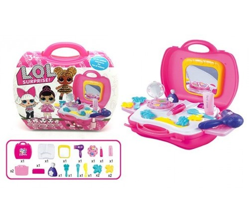 "Jucării pentru Copii - Magazin Online de Jucării ieftine in Chisinau Baby-Boom in Moldova op ДЕ05.232 set de frumusete ""lol"""