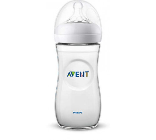 "avent scf036/17 biberon ""natural 2.0"" 330 ml. (6 m.+)  1buc."