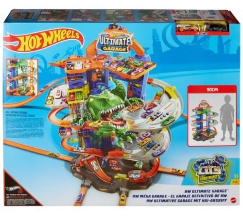 "Jucării pentru Copii - Magazin Online de Jucării ieftine in Chisinau Baby-Boom in Moldova hot wheels gjl14  set de joc ""garaj legendar"""