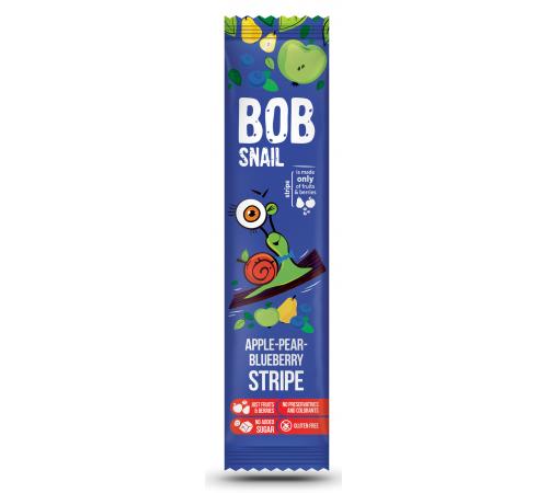 bob snail bomboane naturale de mere-pere- afine  (14 gr.)