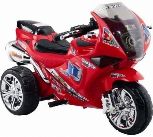 baby mix ur-zp2131 Мотоцикл на аккумуляторе красный
