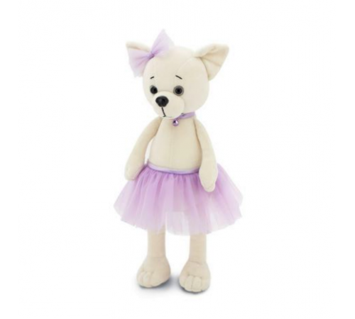 lucky doggy (orange toys)  Собачка lili violet ld024