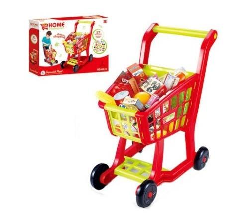 """Детскиймагазин в Кишиневе в Молдове op ДЕ05.290 Игровой набор """"Тележка с продуктами"""""""