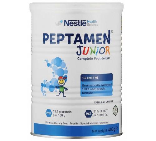 nestle peptamen junior (от 1 года до 10 лет) 400гр.