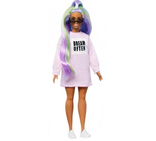 "barbie ghw52 Кукла ""Модница"" с яркими волосами"