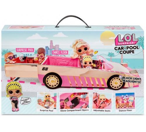 """l.o.l. 565222 Игровой набор с куклой surprise! серия lights """"Кабриолет"""""""