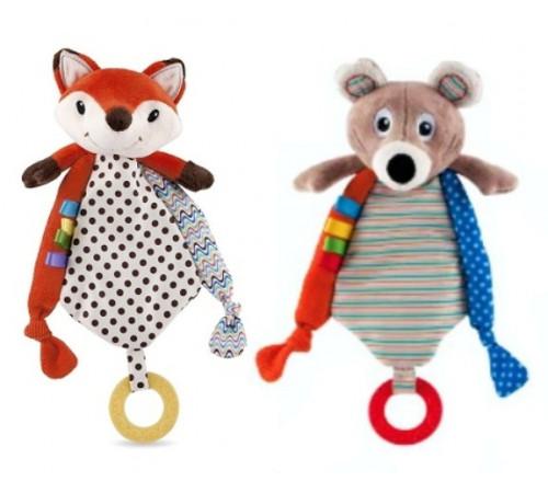 Jucării pentru Copii - Magazin Online de Jucării ieftine in Chisinau Baby-Boom in Moldova nuby nv06005 jucărie de pluș cu inel gingival.