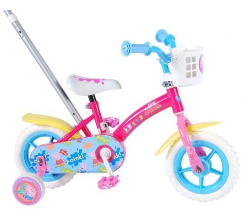 "volare bicicleta ""peppa pig 10"" 81064 roz"