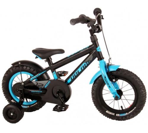 "volare 21272 bicicleta 12 ""rocky prime collection"" albastru/negru"