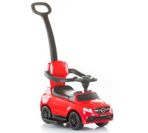 chipolino mașină cu mâner mercedes amg glЕ 63 rocmgle182re rosu