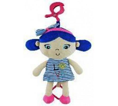 "baby mix stk-18872g blue Игрушка для путешествия ""Девочка"""
