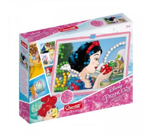 Детскиймагазин в Кишиневе в Молдове quercetti 0977 Мозаика fantacolor disney Принцесса