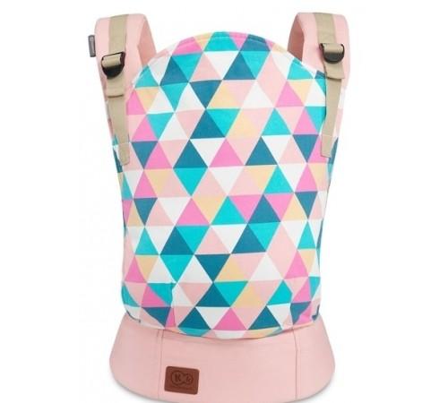 kinderkraft Рюкзак-переноска nino розовый