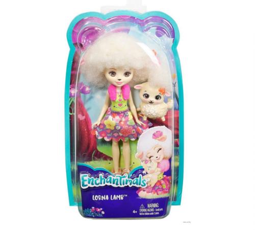 Детскиймагазин в Кишиневе в Молдове enchantimals fcg65 Кукла Овечка