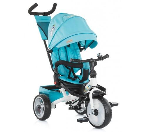 chipolino triciclu max relaxtrkmrl0193sk albastru